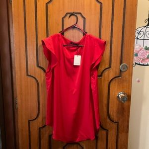 💥🌟💥 OFFERS WELCOME 💥🌟💥 Portman's Short sleeved red top